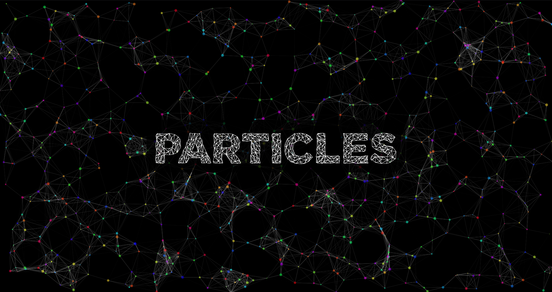 Particles demo