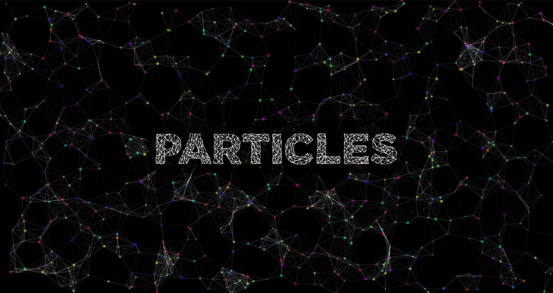Particles demo